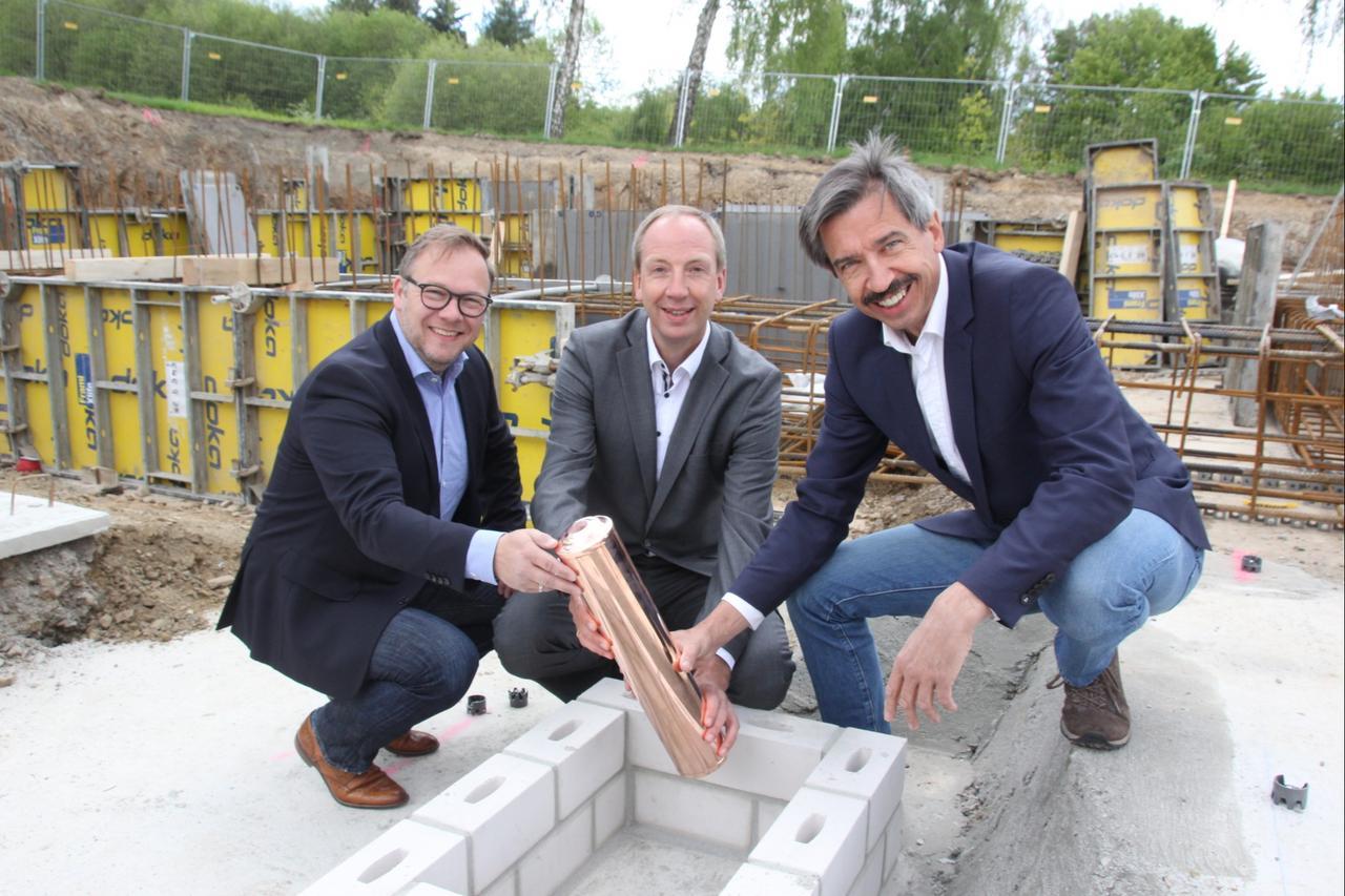 Harzwasserwerke investieren in Laborzentrum