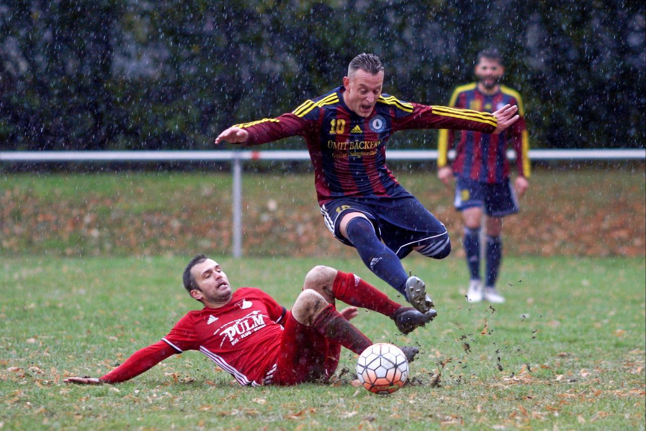 Rot-Weiß Rhüden verliert Derby gegen Oker