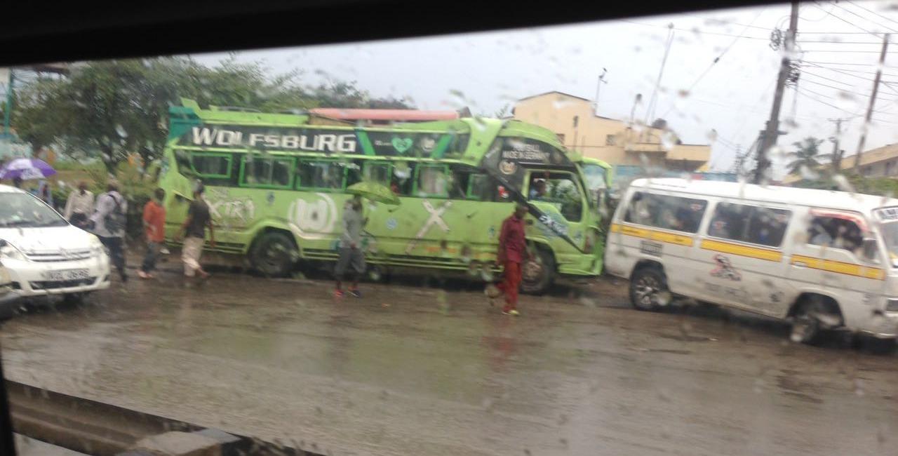Mombasa statt Madrid