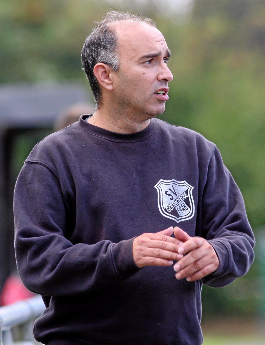 Pagliughi nicht mehr Trainer des SV Göttingerode