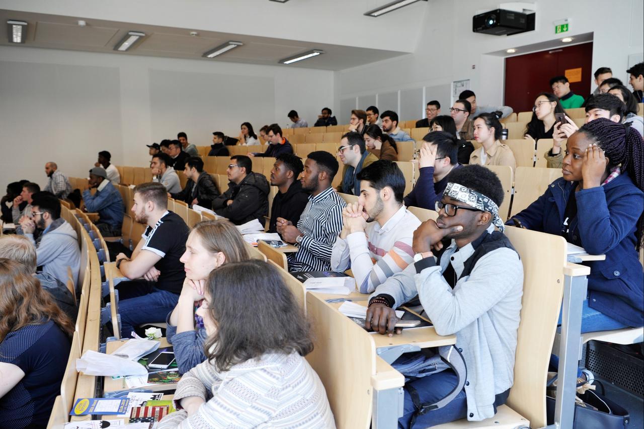 TU Clausthal begrüßt neue Studierende