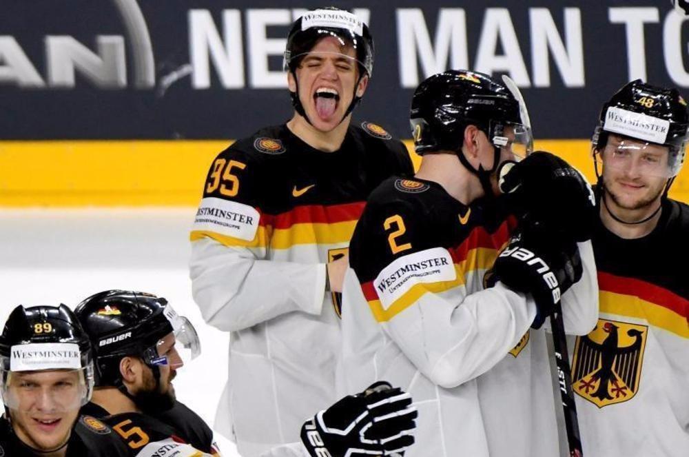Deutschland fordert den Weltmeister