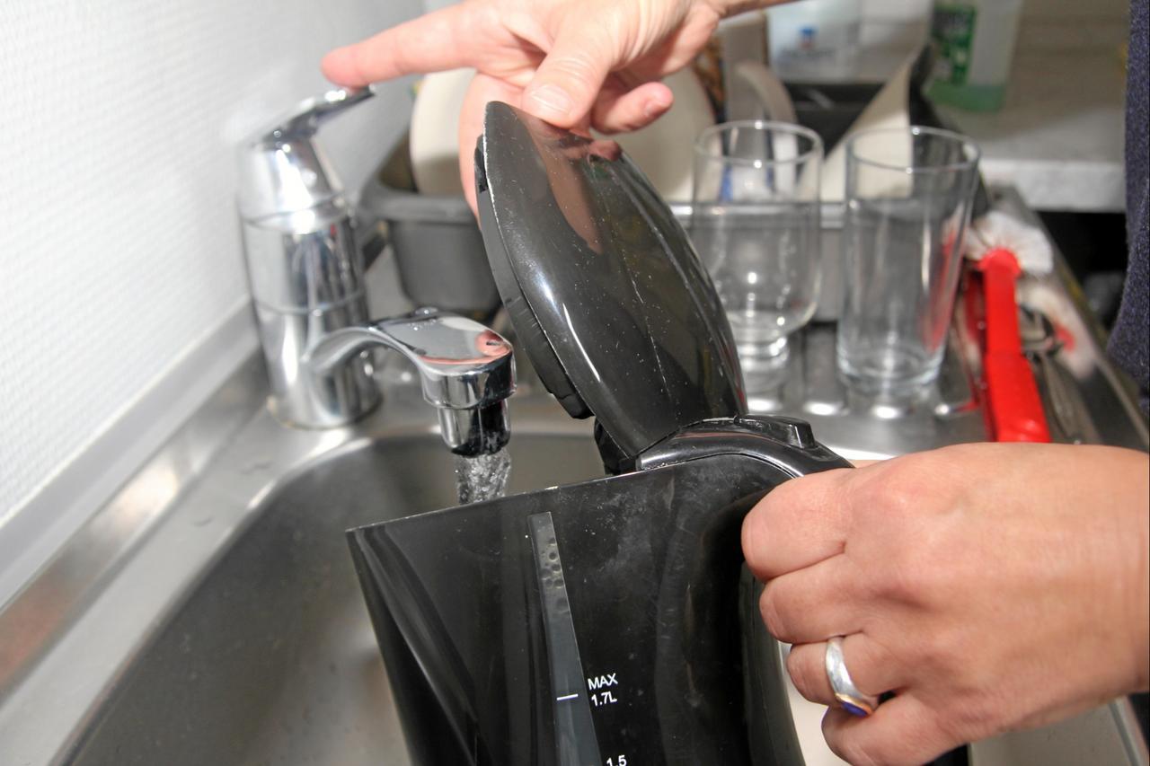 Trinkwasser sollte abgekocht werden