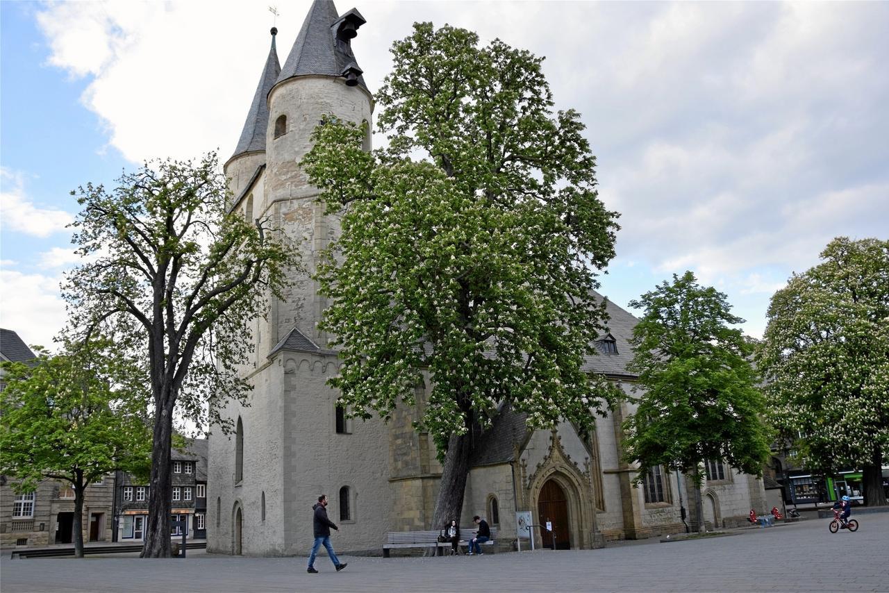 Wieder offen für die Gottesdienste | Goslar | GZ Live