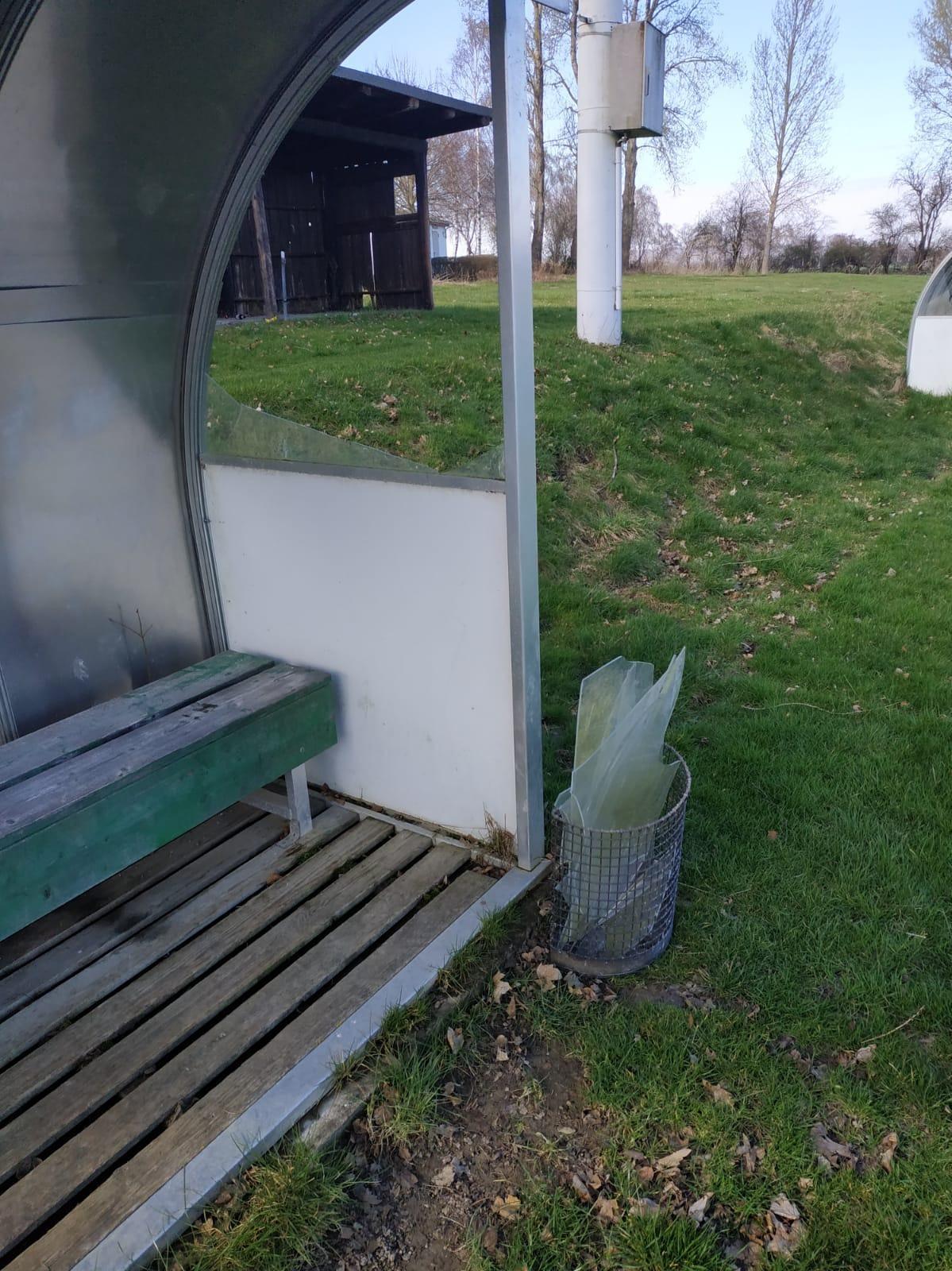 Randale auf Sportplatz des VfB Dörnten