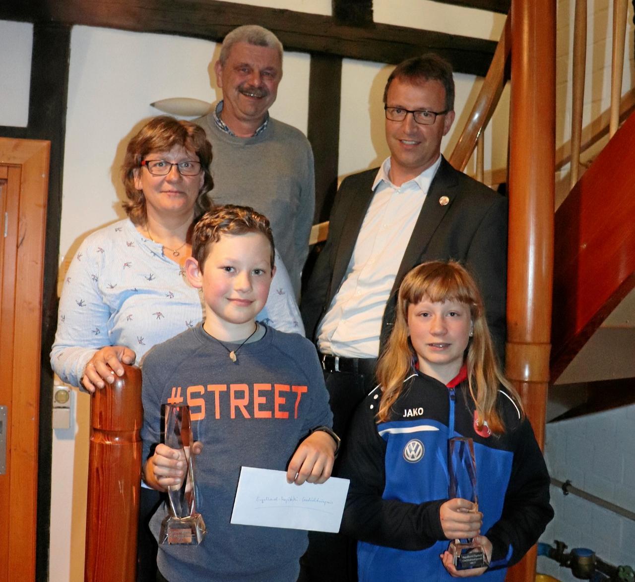 SC Buntenbock hat neuen Ehrenpreis