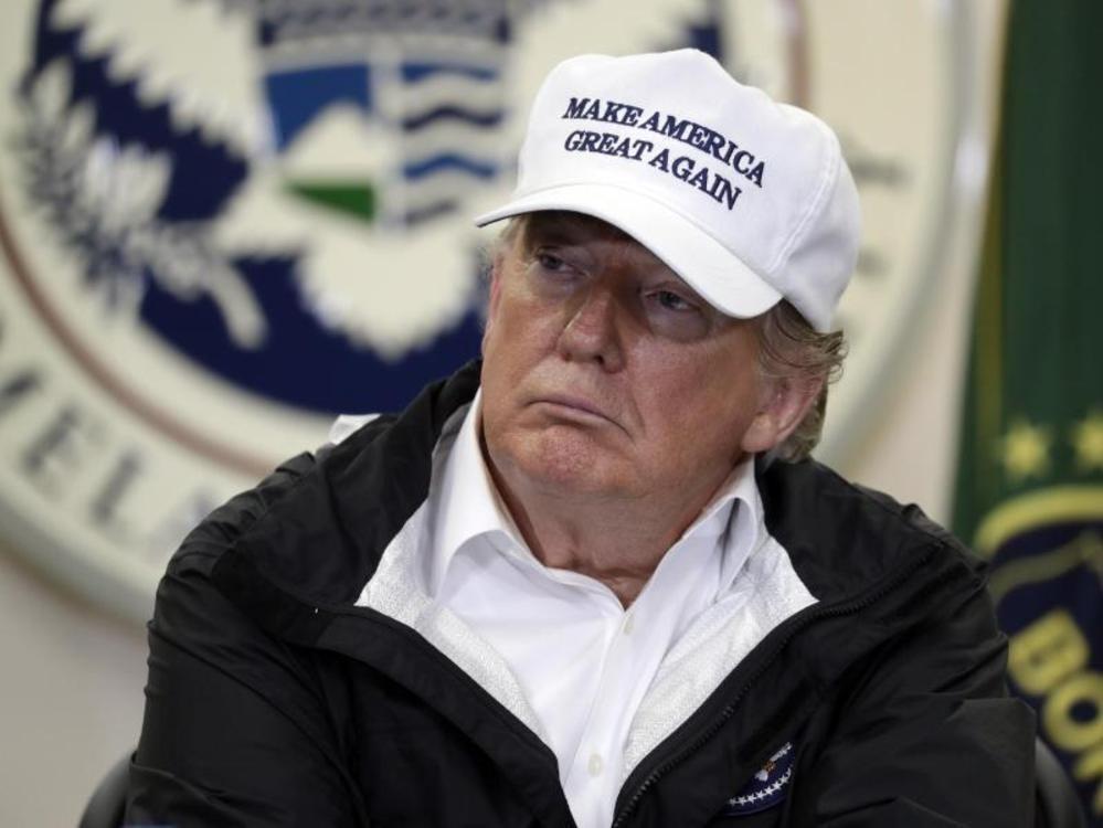 Trump will als fleißig gelten