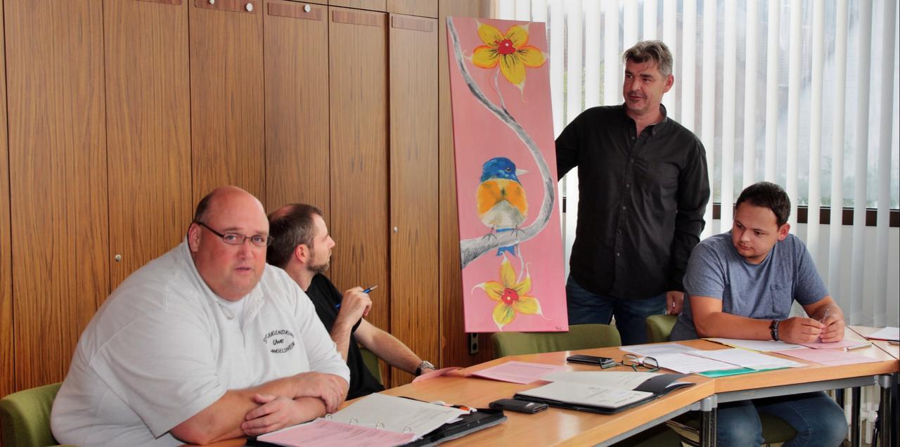 Jugendausschuss: Arbeit auf gutem Weg