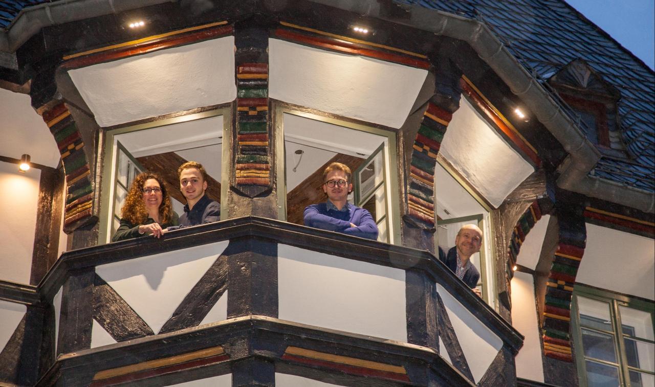 Bibliothek Wird Teil Der Alten Münze Goslar Gz Live