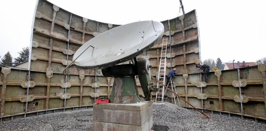 Relikt des Kalten Krieges im Harz zurück