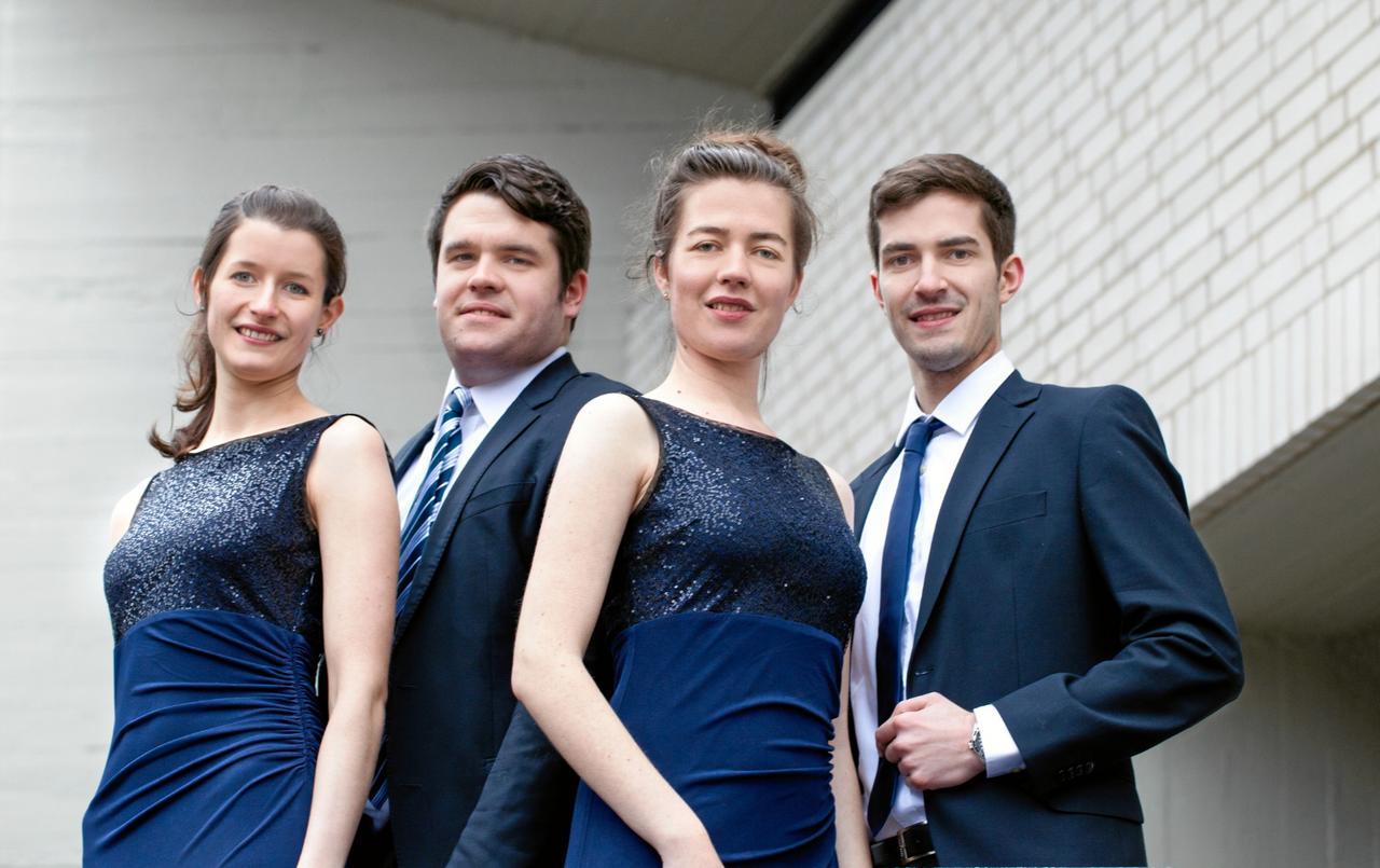 Aris-Quartett spielt in Wolfshagen