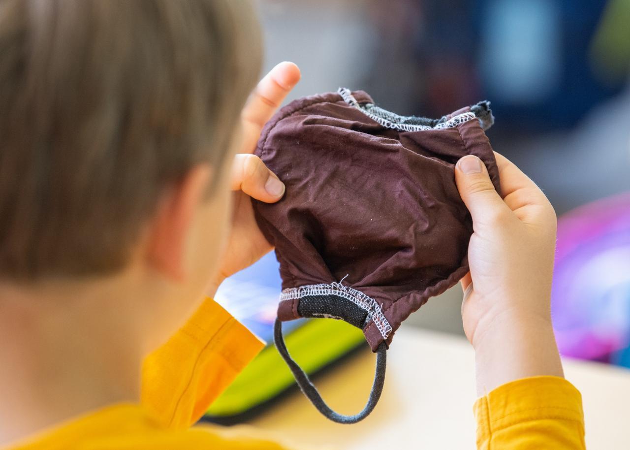 Maskenpflicht im Unterricht