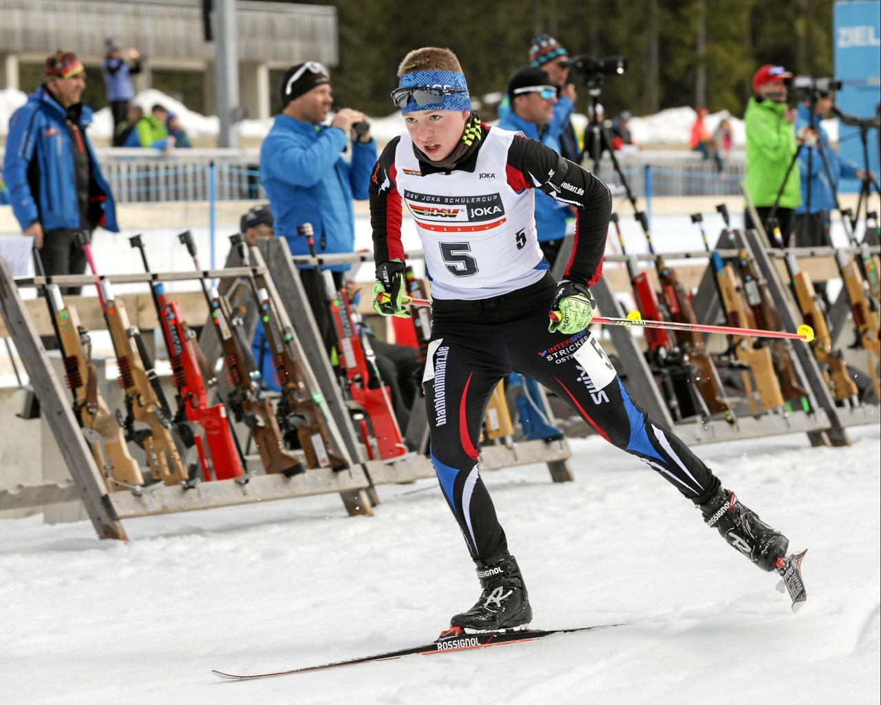 Engelmann wird Dritter der Gesamtwertung