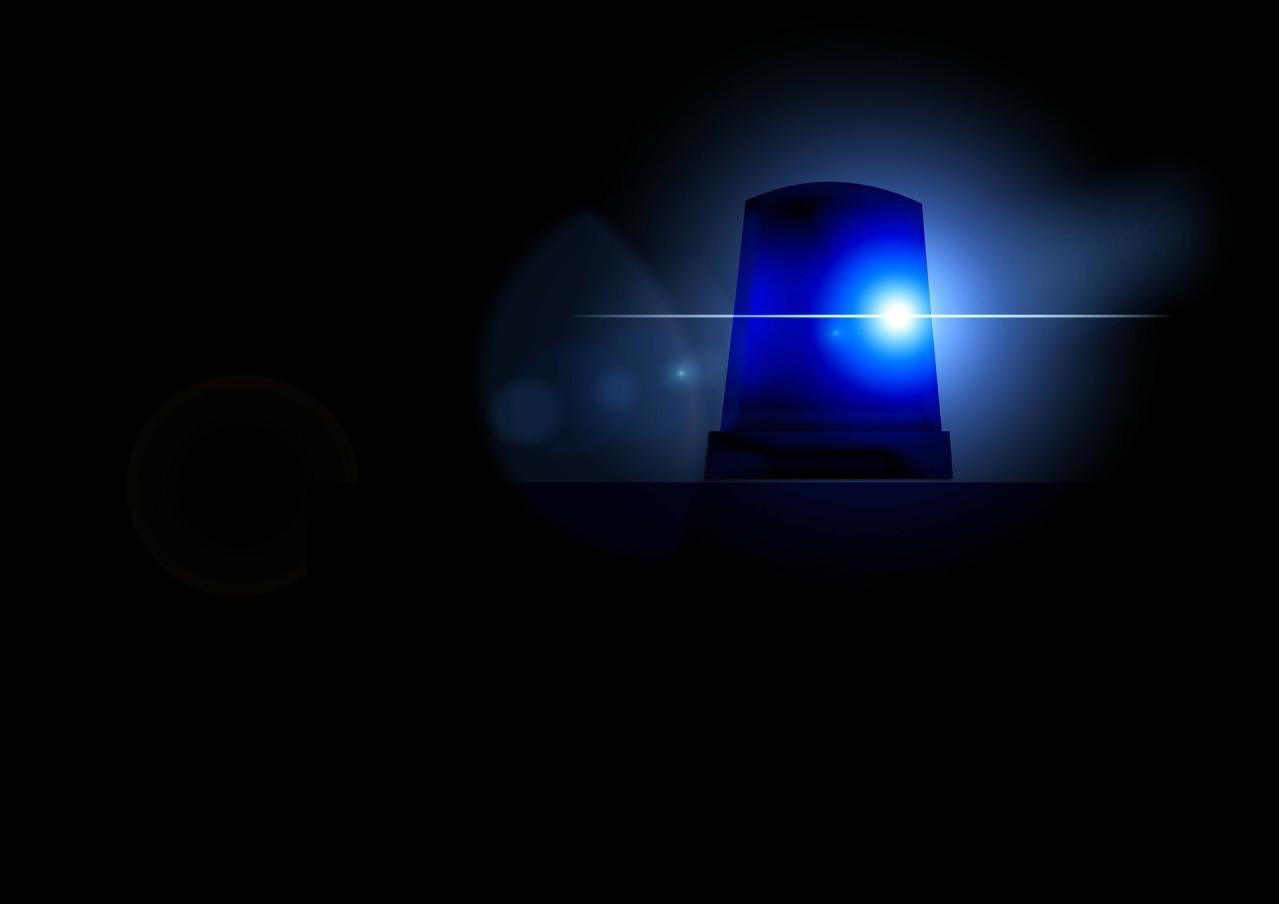 Polizistin gebissen