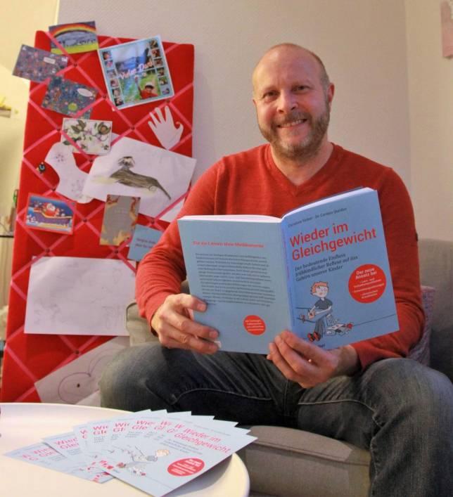Buch von Kinderarzt Dr. Carsten Queißer
