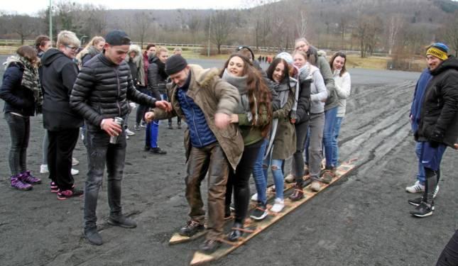 Winter-Sportfest der BBS