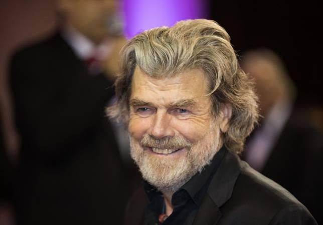 Messner und seine Weltberge