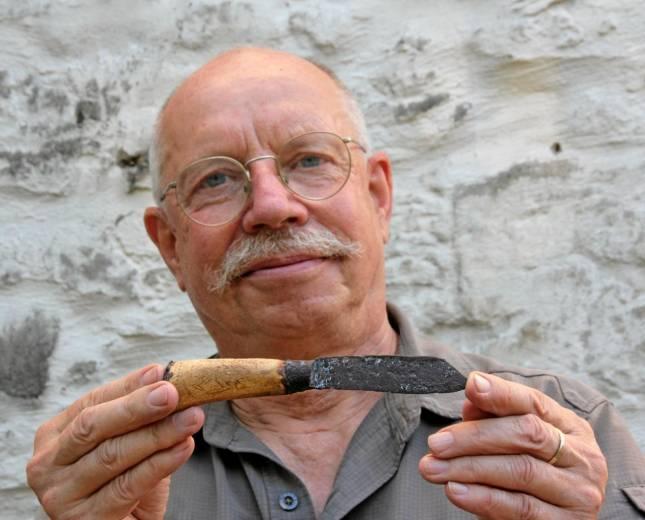 Tscherpermesser ist fast 300 Jahre alt