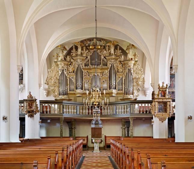 Moderne Klänge in der Marienkirche Hornburg
