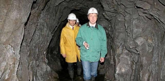 Exkursion führt indie Harzer Unterwelt