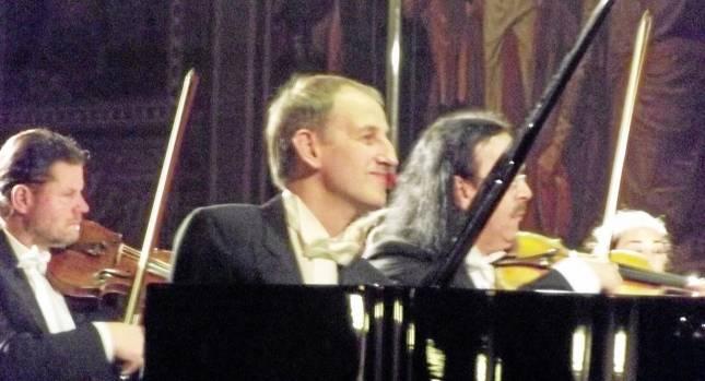 Konzert mit drei Abiturienten von einst