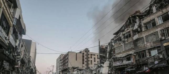 Gaza-Angriffe ausgeweitet