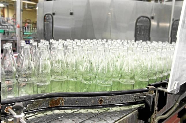 Nachfrage nach Mineralwasser gestiegen