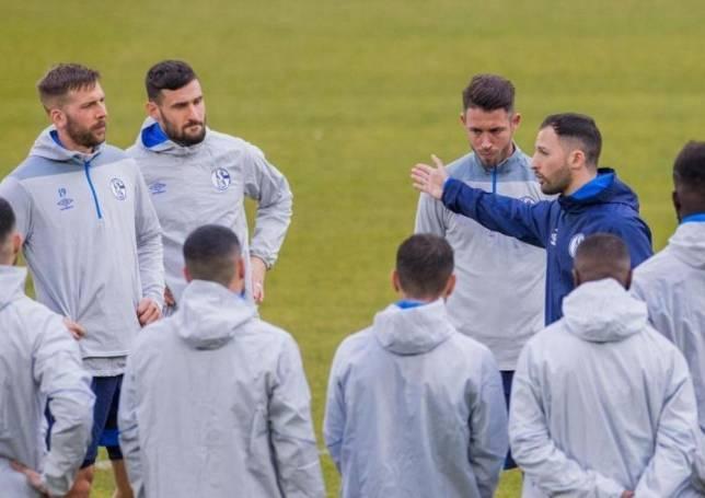 Schalke sucht Außenseiterchance