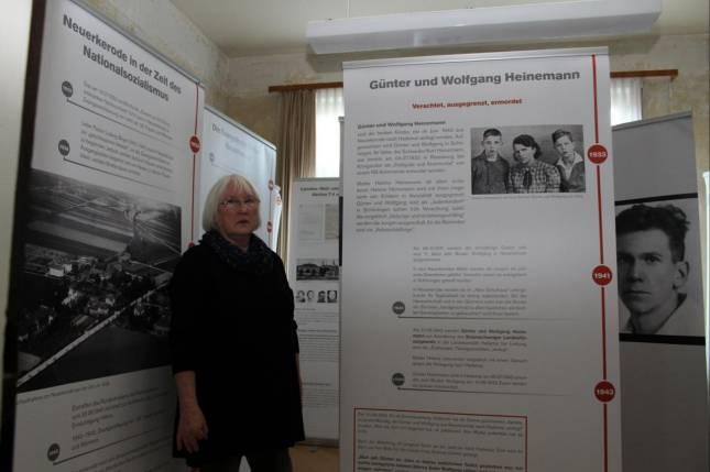 """Ute Stockmanns Ausstellung zur """"Euthanasie"""""""