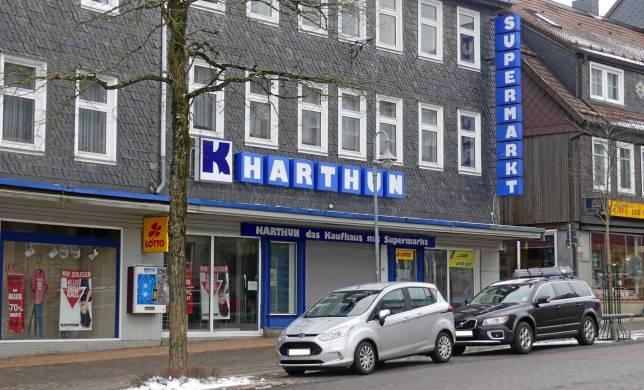 Neue Pläne für Kaufhaus Harthun