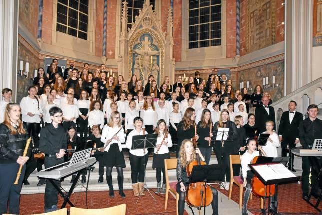 Erfolgreiches Konzert des WvS-Gymnasiums