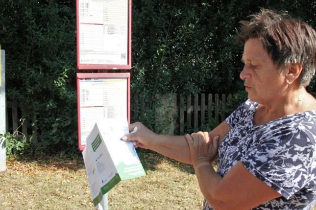 Bürger in Nauen mit Busfahrplan unzufrieden