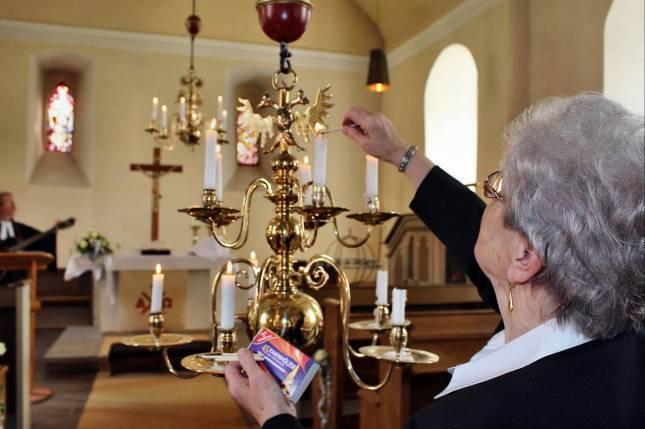Heute: Frauen-Gottesdienst in Upen