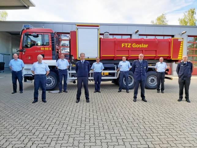 Feuerwehr stellt neue Technik im Video vor