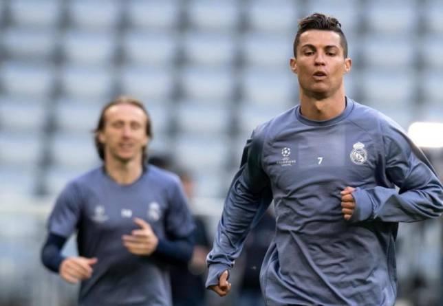 Ronaldo, Modric oder Salah?