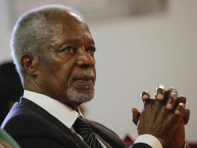 Ex-UN-Generalsekretär Kofi Annan gestorben