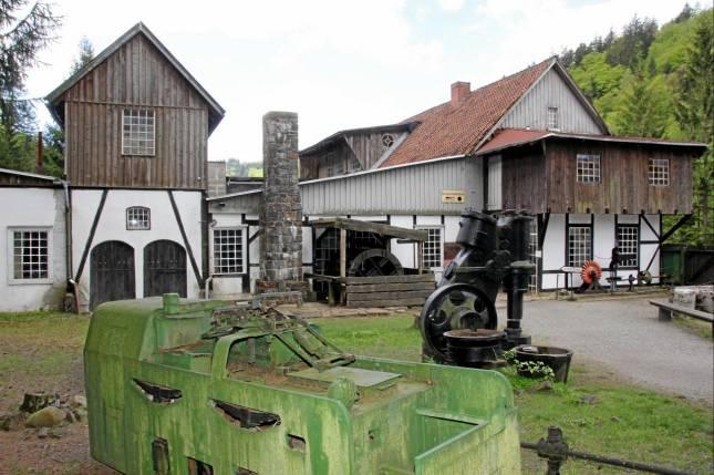 Investitionsstau im Bergbaumuseum abbauen