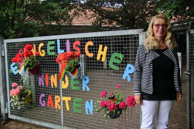 Kindergartenleiterin hört auf