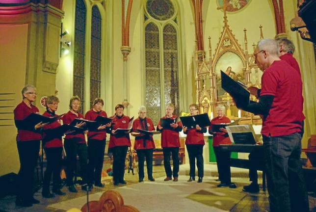 Musikalisches Fest in Othfresener Kirche