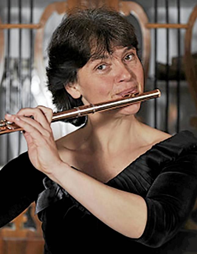 Ein Kammerkonzert mit zwei Flötisten