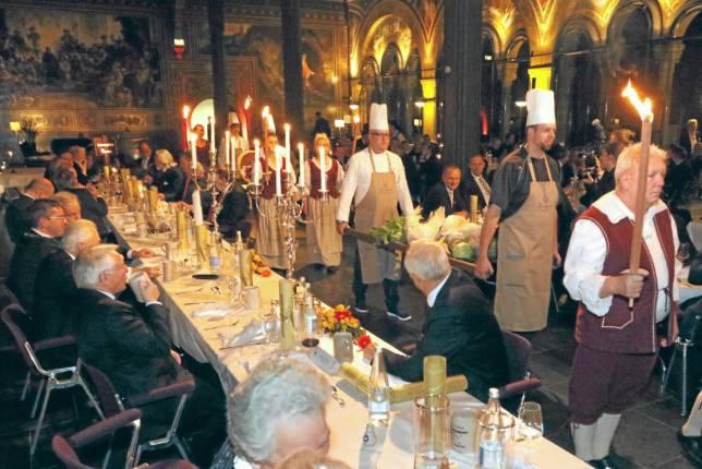 Mehr als 200 Gäste wollen Kaeser sehen