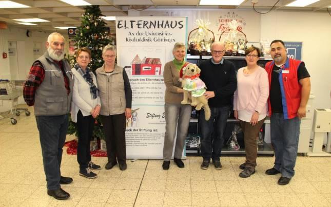 Elternhaus Göttingen erhielt 7000 Euro