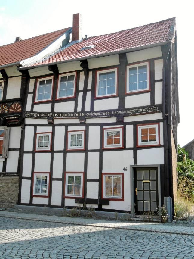 Sanierungsvorschlag für das Musterhaus