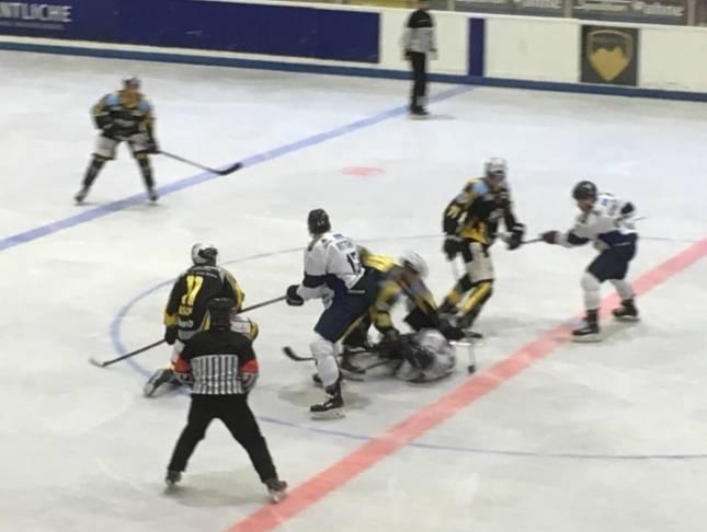 Start in die Eishockey-Saison