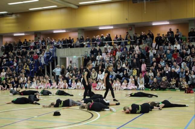 Heute Nikolaus-Turnen des MTV Goslar