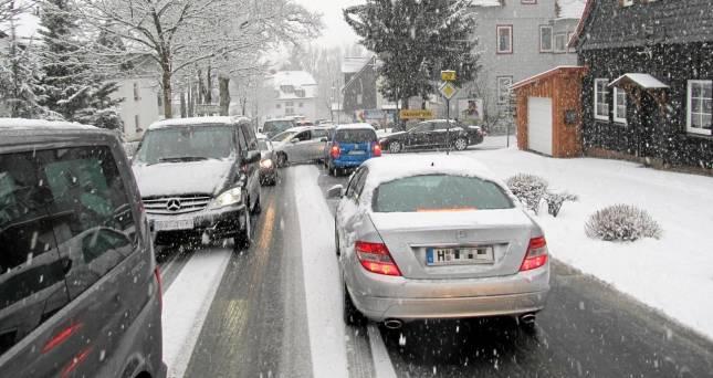 Winterverkehrsregelung gilt nicht mehr