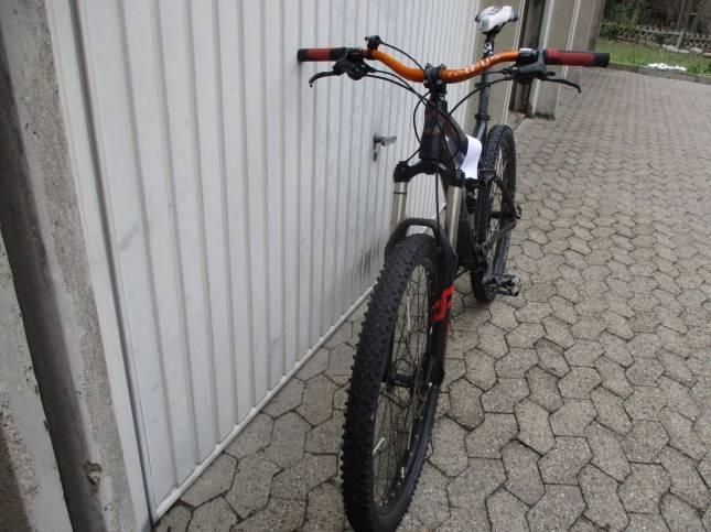 Wer kennt dieses Fahrrad?