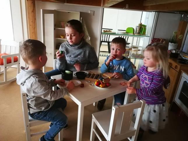 Rund 20 Kinder in der Not-Betreuung
