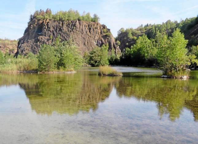 Tag des Geotops im Steinbruch