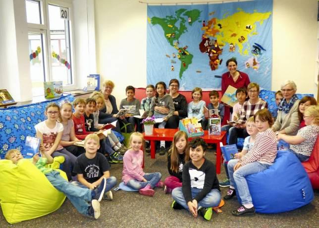 Grundschule Clausthal hat neue Bibliothek
